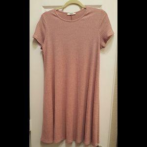 Cute Soft Pink Tunic Dress! NWOT